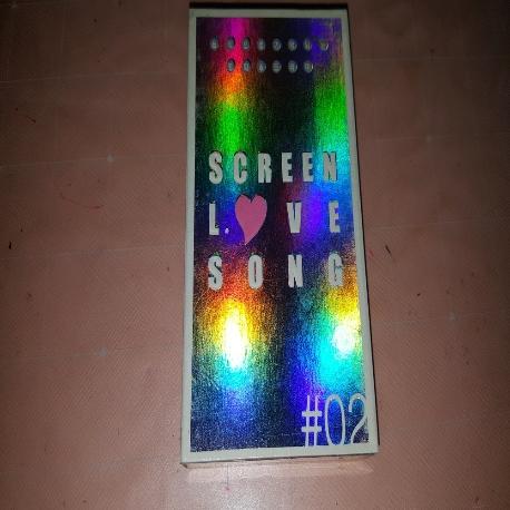 (중고Tape) Screen love song (2Tape 중 TAPE1)