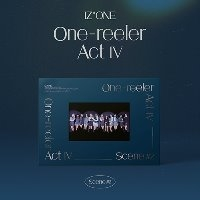 [미개봉]아이즈원 (IZ*ONE) / One-reeler / Act IV (4th Mini Album) (Scene #2 Becoming One Ver)