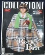 이탈리아 남성패션 잡지 Uomo Collezioni Italian Fashion Magazine  No.51     /사진의 제품 / 상현서림 ☞ 서고위치:RT 3  *[구매하시면 품절로 표기됩니다]