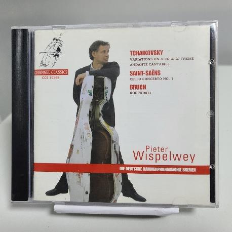 Pieter Wisplewey - Tchaikovsky, Saint Saens, Bruch
