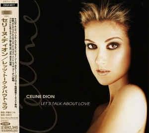 [일본반] Celine Dion - Let's Talk About Love