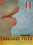Language Files : Materials for an Introduction to Language and Linguistics