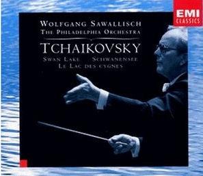 Wolfgang Sawallisch / 차이코프스키 : 백조의 호수 (Tchaikovsky : Swan Lake Op.20) (2CD Box/수입/552772)