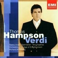 Thomas Hampson / 베르디: 오페라 아리아집  (수입/5571132)