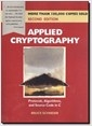 Applied Cryptography: Protocols, Algorithms, and Source Code in C (Paperback, 2nd)