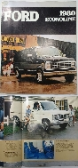 1980 Ford Econoline Vans  Catalog