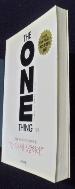 The One Thing /새책수준 /사진의 제품   ☞ 서고위치:GU 6 *[구매하시면 품절로 표기 됩니다]