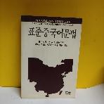표준중국어문법