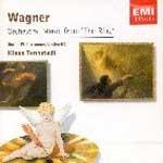 바그너 Wagner - Orchestral Highlights / Orchestral Music From the Ring Tennstedt