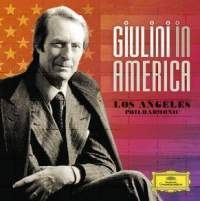 Carlo Maria Giulini / 줄리니 - LA 필하모닉 녹음 전집 (Giulini in America - Complete Los Angeles Philharmonic Recordings) (6CD Box Set/수입/002894778840)