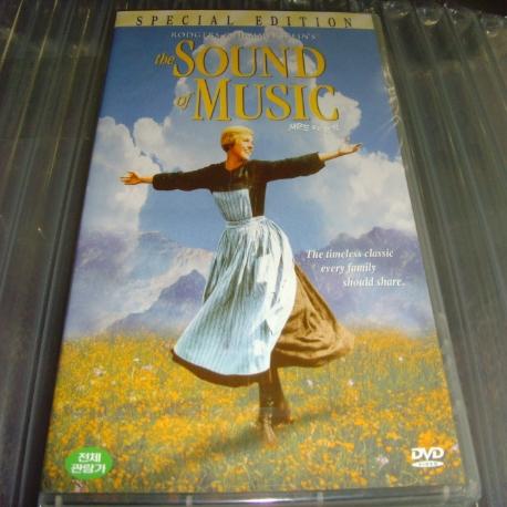 사운드 오브 뮤직 S.E [THE SOUND OF MUSIC] 새상품 입니다.