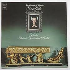 Handel: Suites for Harpsichord Nos. 1 - 4 ///LP1
