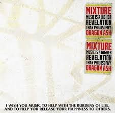 [일본반] Dragon Ash (드래곤 애쉬) - Mixture [CD+DVD]