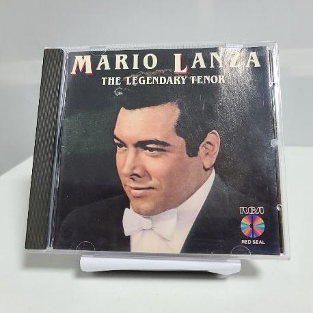 MARIO LANZA - THE LEGENDARY TENOR