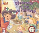 Welcome to the Food Festival!, 3판 (Little Story Town, Level 2-9)   (ISBN : 9788925651033)