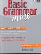 Basic Grammar in Use with Answers, with Audio CD (상품소개참조)