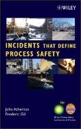 Incidents that Define Process Safety (ISBN : 9780470122044)