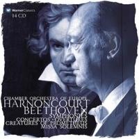 Nikolaus Harnoncourt / 베토벤 : 교향곡, 피아노 협주곡, 삼중 협주곡, 바이올린 협주곡, 서곡  (14CD Box Set/수입/2564637792)
