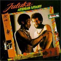 Juluka / African Litany (수입)