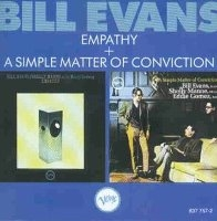 Bill Evans / Empathy & A Simple Matter Of Conviction (2LP On 1CD/수입)