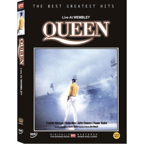 QUEEN/ LIVE WEMBLEY` 86 [퀸/ 웸블리 라이브]