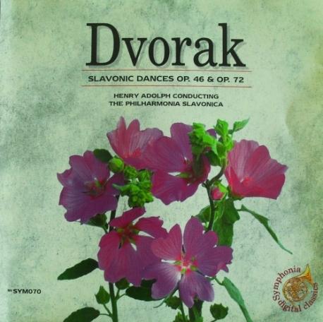 [수입] 드보르작 : 슬라보닉 댄스 OP. 46, 72 Dvorak : SLAVONIC DANCES