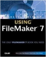 [영어원서 컴퓨터] Special Edition Using FileMaker 7 (Paperback) [CD 1장 없음]