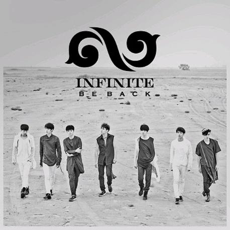 인피니트 (Infinite) - 2집 Be Back (Repackage)[스페셜 포토북포함][포토카드포함][초도한정]