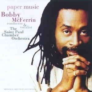 Bobby Mcferrin / Paper Music (CCK7487)