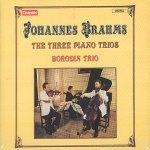 Borodin Trio / 브람스 : 피아노 삼중주No.1-3 (2CD/수입/CHAN83345)(희귀)