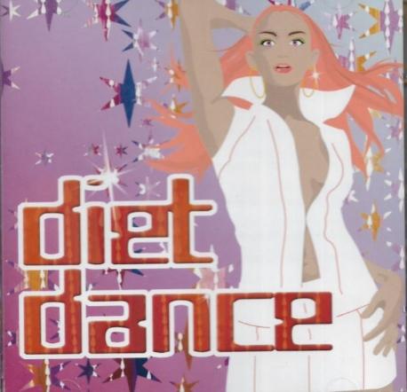 VA - Diet Dance (2CD) 새것같은 개봉 * 다이어트 댄스