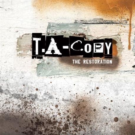 타카피 (Tacopy) - The Restoration (EP) (홍보용 음반)
