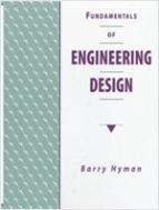 Fundamentals of Engineering Design (Hardcover)