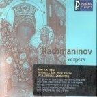 [미개봉] State Russian Chor, Klara Korkan / Rachmaninov : Vespers Op.37(YCC0086)