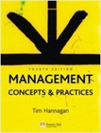 Management : Concepts and Practices