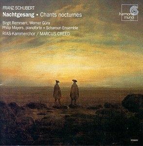 Marcus Creed / 슈베르트 : 밤의 노래 (Schubert : Nachtgesang) (수입/HMC901669)