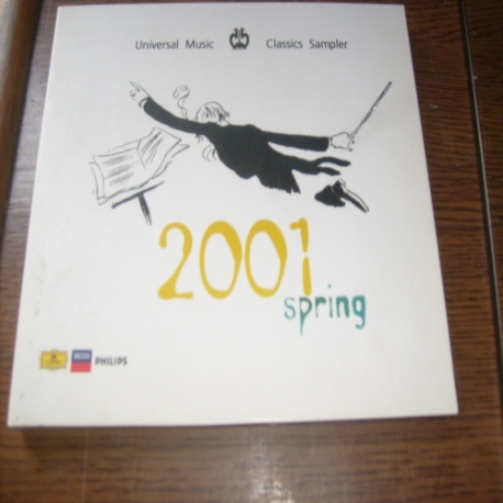 [CD] Universal Music Classics Sampler - 2001 Spring