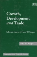 Growth, Development and Trade  (ISBN : 9781858986821)