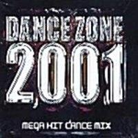 [미개봉] V.A. / Dance Zone 2001 (2CD)
