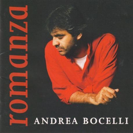 [일본반] Andrea Bocelli - Romanza