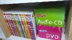 이보영영어명작수업 32권 + CD + DVD (풀세트) -- 상세사진 올림