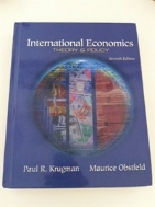 International Economics: Theory and Policy (7th Edition)