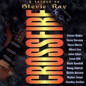 V.A. (Tribute) / Crossfire - A Salute To Stevie Ray Vaughan (일본수입)