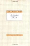 Understanding Christoph Hein (Understanding Modern European and Latin American Literature)