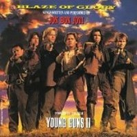 O.S.T. (Jon Bon Jovi) / Blaze Of Glory: Young Guns II (일본수입/스티커포함)