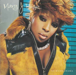 [일본반] Mary J. Blige - No More Drama [+1 Bonus Track]