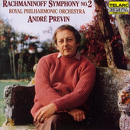 Andre Previn / 라흐마니노프 : 교향곡 2번 (수입/CD80113)