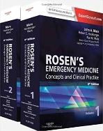Rosen's Emergency Medicine : Concepts and Clinical Practice, 8/ed., 2-Vols. (Expert Consult Premium Edition - Enhanced Online Features and Print)  (ISBN : 9781455706051)