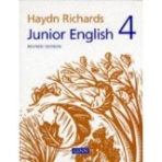 Haydn Richards Junior English 4    미사용 새제품