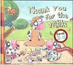 Thank You for the Milk!, 3판 (Little Story Town, Level 2-12)   (ISBN : 9788925651590)